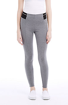 Rib Trim Legging