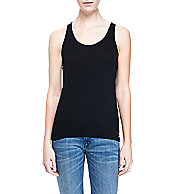 Sleek Layering Racer Tank