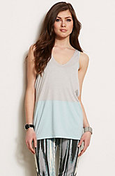 Layered Colorblock Tank<br>Online Exclusive