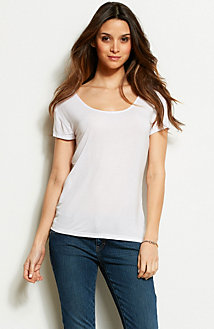 Sleek Layering Tee