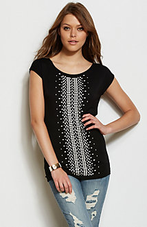 Geo Patterned Top