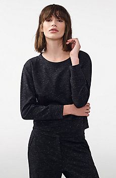 Jaspe Sweatshirt Top