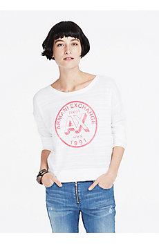 A|X Circle Sweatshirt