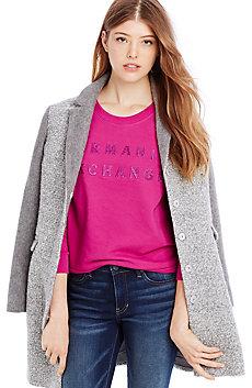 Logo Shine Sweatshirt