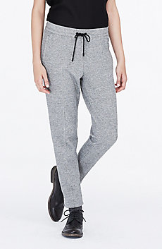 Marled French Terry Sweatpant