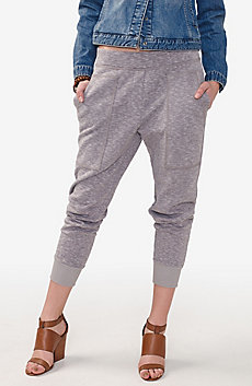 Easy Double-Knit Jogger