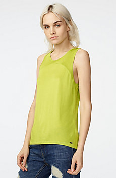 Seamed High-Low Tank