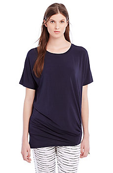 Side Ruched Tee