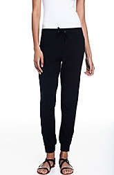 Piped Fashion Track Pant