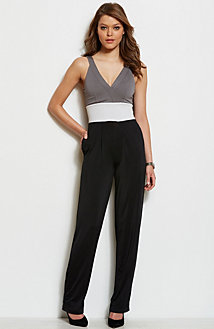 Colorblock Jumpsuit
