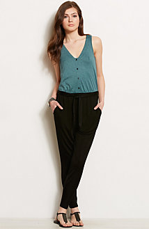 Twofer Jumpsuit