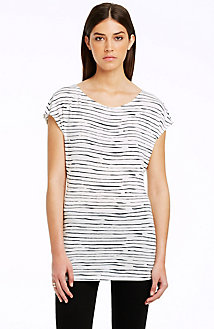 Paint Stripe Tunic