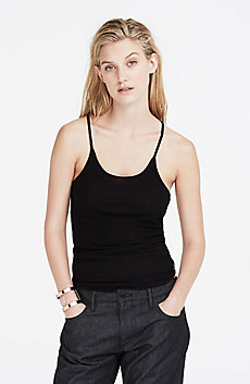 Ribbed Whisper Tank Top