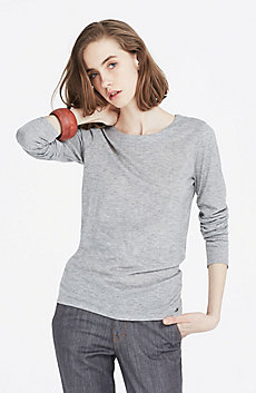 Stretch Wool Sweater
