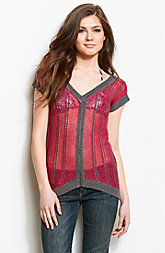 Sheer Stitch Sweater