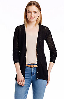 Open Stich Cardigan