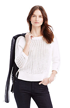 Chunky Stitch Pullover