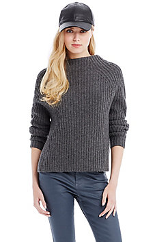 Lofty Mockneck Sweater