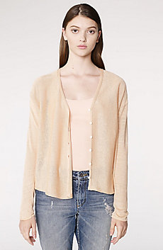 Lightweight Sheer Cardigan