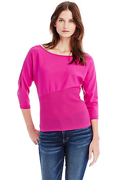 Asymmetrical Dolman Sweater