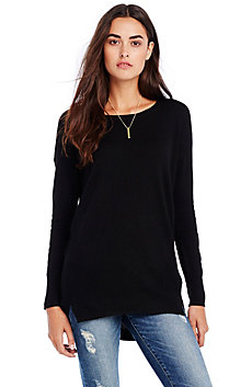Slouchy Tunic Sweater