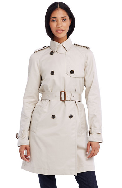 City Long Trench