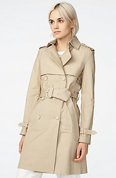 Lightweight Classic Trench