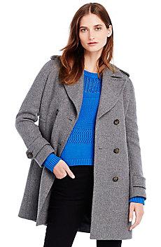 Wool Admiral Coat