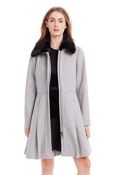 Wool Officer Coat