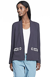 Embellished Blazer<br> Online Exclusive