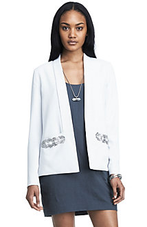 Embellished Blazer<br>Online Exclusive