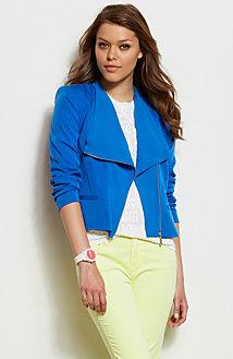 Draped Jacket<br>Online Exclusive