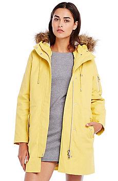 Sporty Down Coat