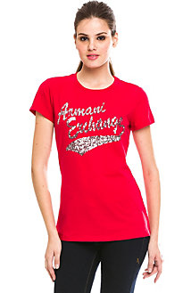 Stacked Script T-Shirt