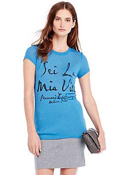 Mia Vite Logo Tee