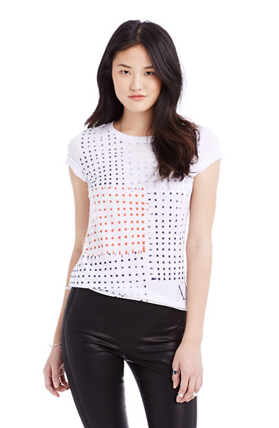 Color Squares Tee