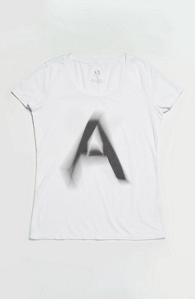 Blurred A|X Tee