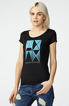 Mirrored Effect A|X Tee