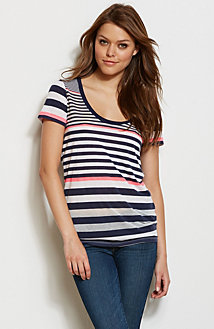 Candy Stripe Tee