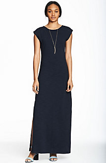 T-Shirt Sleeve Maxi Dress
