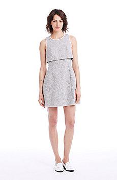 Tweed Hourglass Dress