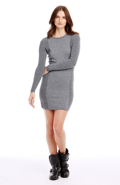 Merino Bodycon Dress