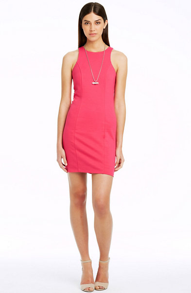 Body Con Sleeveless Dress