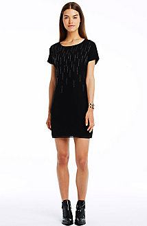 Embellished Tee Dress<br> Online Exclusive<br>