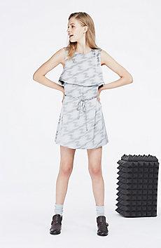 Storm Flap Dress