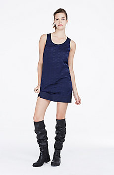 Burnout Tank Dress