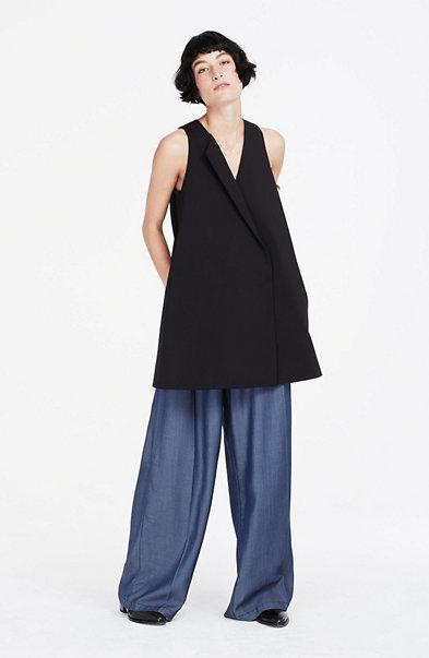 Single Lapel Dress