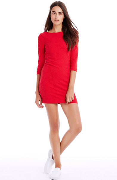 Textured Bodycon
