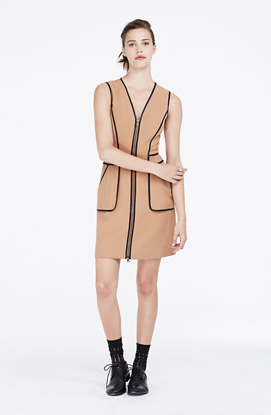 Mod Outline Dress