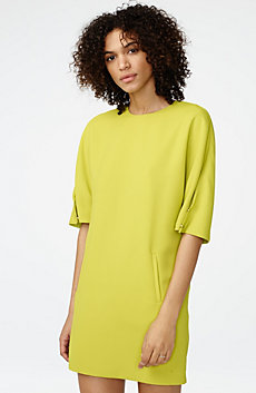 Structured Tee Dress